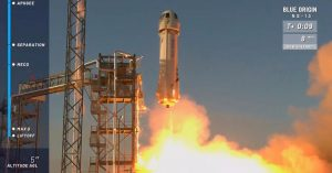 Blue Origin's New Shepard Rocket Launches a New Line of Business