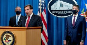 U.S. Charges Russian Intelligence Officers in Major Cyberattacks
